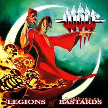 Wolf  -  Legions Of Bastards  (Limited Edition) (2011)