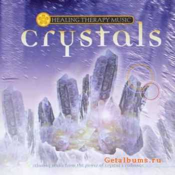 R. Arno, R. Deckard & S. Benzi - Healing Therapy Music - Crystal (2000)