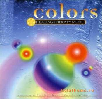 R. Arno, R. Deckard & S. Benzi - Healing Therapy Music - Colors (2010)