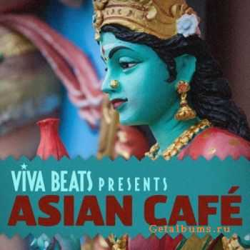 VA - Viva! Beats Presents Asian Cafe (2012)