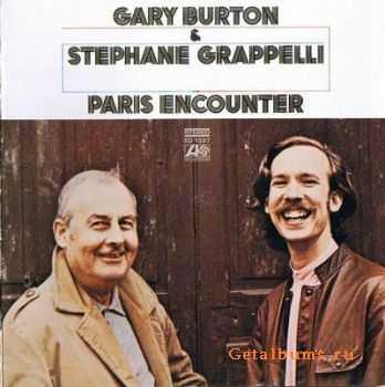 Gary Burton And Stephane Grapelli - Paris Encounter (1969)