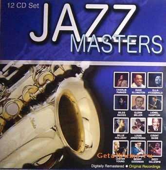 VA - Jazz Masters [12CD] (2010)