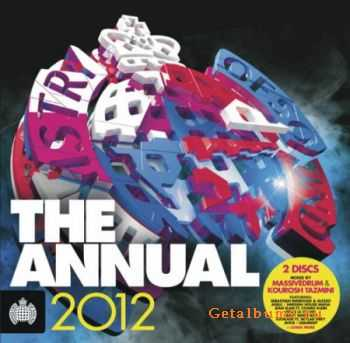 VA - Ministry Of Sound – The Annual 2012 (2012)