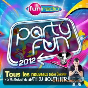 VA - Fun Radio - Party Fun 2012 (2012)