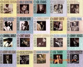 VA - Verve Jazz Masters 21-40 CD Collection (1994)