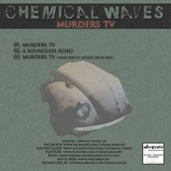 Chemical Waves - Murders TV (CDS) (2012)