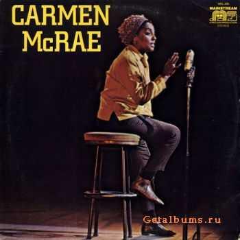 Carmen McRae - Carmen McRae (1965)