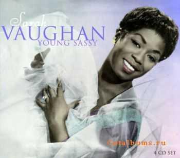 Sarah Vaughan - Young Sassy [4CD BoxSet] (2001)