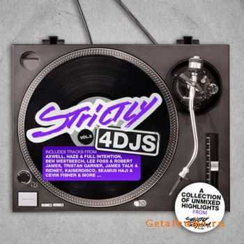 VA - Strictly 4 DJs Vol.5 (2012)