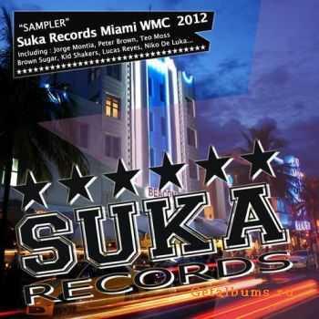 Suka Records Miami WMC 2012 (2012)
