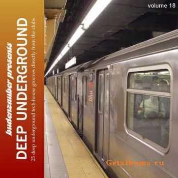 VA - Budenzauber Pres Deep Underground Volume 18 (2012)