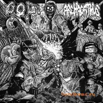 Grotesque Organ Defilement / Archagathus [Split] (2010)