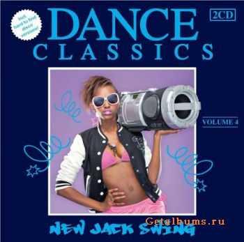 VA - Dance Classics New Jack Swing Vol.4 (2012)