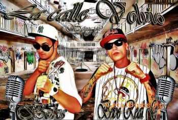 "BeKz & BeBo ""Real G"" - La Calle Volvio Soy Yo (Русско-испанский Mixtape 2012)"