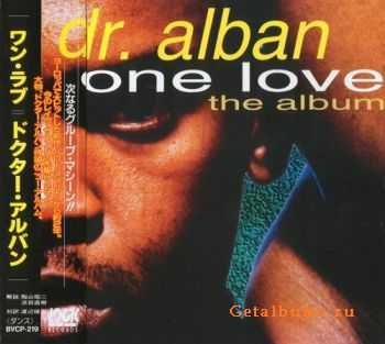 Dr. Alban - One Love - The Album {Japan, BVCP-219} (1992)