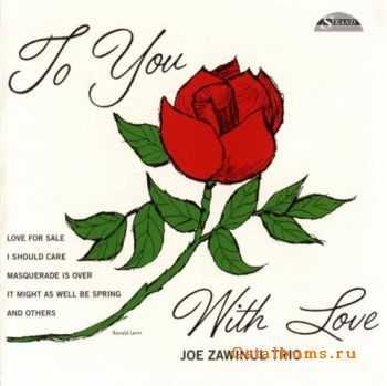 Joe Zawinul & Trio - To You With Love (1959)