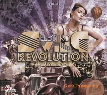 VA - The Electro Swing Revolution Vol.2 (2011) APE