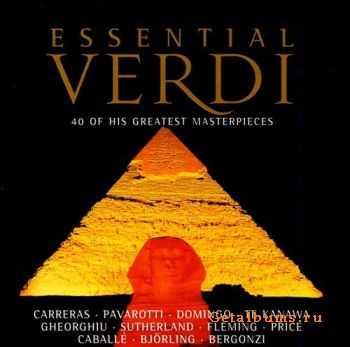 VA - Giuseppe Verdi: Essential Verdi 2 CD (2001)
