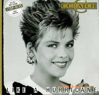 C.C.Catch - Like A Hurricane 1987 [FIRST PRESS] [LOSSLESS]