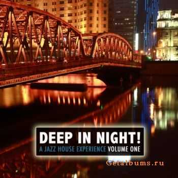 VA - Deep in the Night! A Jazz House Experience (2011)