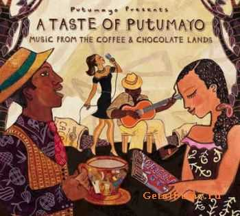 VA - A Taste of Putumayo: Music for Every Palate (2006)
