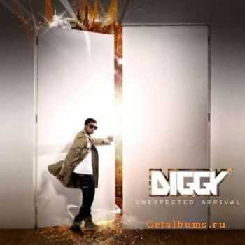 Diggy - Unexpected Arrival (2012)