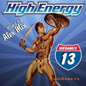 DJ Alex Mix - High Energy Mix vol 13 (2007)