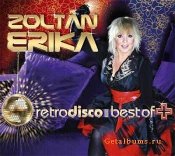 Zolt�n Erika - Retrodisco Best Of (2008)