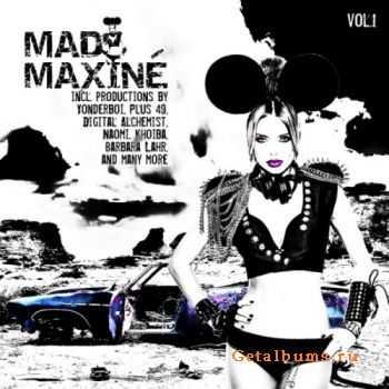VA - Mad Maxine Vol.1 (2011)