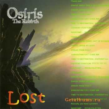 Osiris The Rebirth - Lost (2011) FLAC