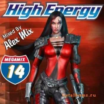 DJ Alex Mix - High Energy Mix vol 14 (2007)