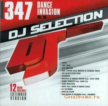 VA - Dj Selection 347 - Dance Invasion Vol.90 (2012)