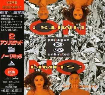 2 Unlimited - No Limits! {Japan, PHCR-1195} (1993)