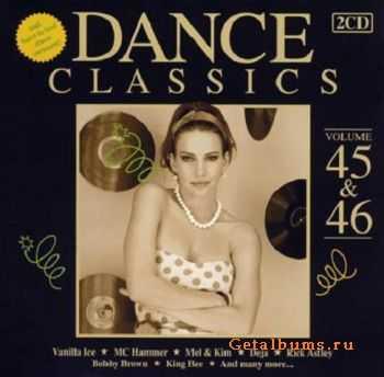 VA - Dance Classics Vol 45 & 46 (2012)