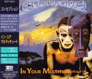 Conception - In Your Multitude {Japanese Edition} (1995)