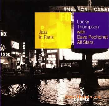 Lucky Thompson - With Dave Pochonet All Stars (1956)
