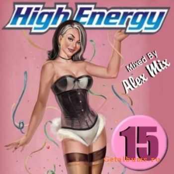 DJ Alex Mix - High Energy Mix vol 15 (2007)