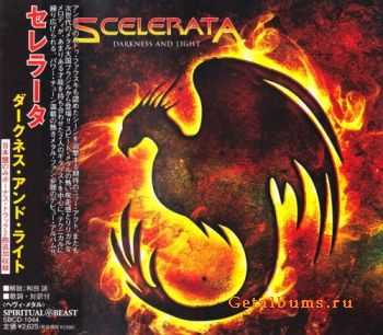 Scelerata - Darkness And Light {Japanese Edition} (2006)