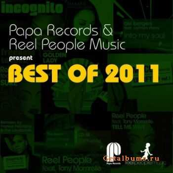 VA - Papa Records & Reel People Music Presents Best Of 2011