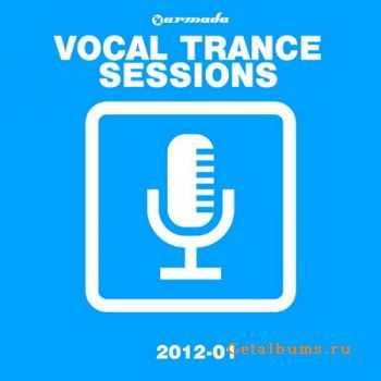 VA - Armada Vocal Trance Sessions 2012 - 01 (2012)