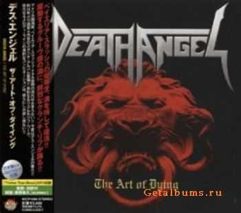 Death Angel - The Art Of Dying (2004) (Japanese Edition)