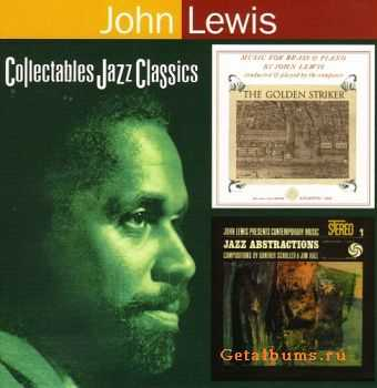 John Lewis - The Golden Striker/Jazz Abstractions (1999)