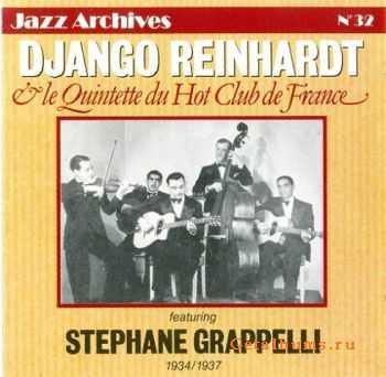 Django Reinhardt - Le Quintette du Club de France (1991)