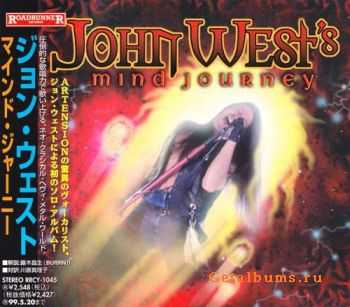 John West - Mind Journey {Japanese Edition} (1997)