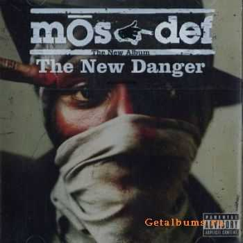 Mos Def - The New Danger (2012)