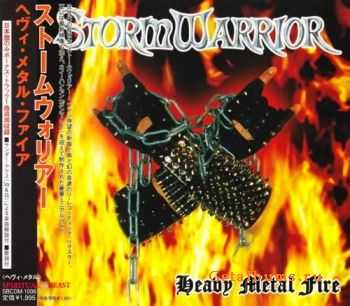 StormWarrior - Heavy Metal Fire {Japanese Edition} (2003)