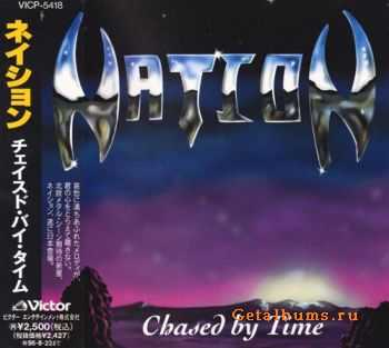 Nation - Chased By Time {Japanese Edition} (1994)