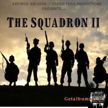 The Squadron - The Squadron Vol II (2012)