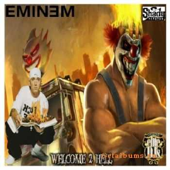 Eminem - Welcome 2 Hell (2012)