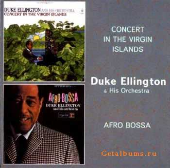 Duke Ellington & His Orchestra – Afro Bossa & Concert In The Virgin Islands (2LP/1CD)